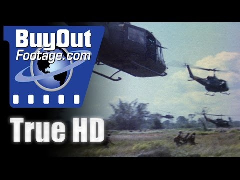 HD Historic Stock Footage 1st CAVALRY DIV. WWII, KOREA, VIETNAM