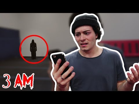 ​ SIRI CALLED ME ON FACETIME AT 3AM! (SCARY)