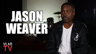 Jason Weaver on His Dad Never Being Around, Regrets Blowing Him Off Before He Died (Part 1)