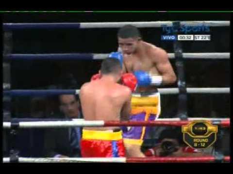 Antonio FERNANDEZ vs Devis PEREZ - IBO - Full Fight - Pelea Completa