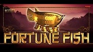 Fortune Fish - Slot Machine - 25 Lines