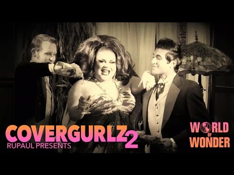 Ginger Minj - Let The Music Play: RuPaul Presents: The CoverGurlz2
