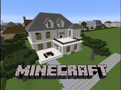 Minecraft: Bahçeli Ev Yapımı #3