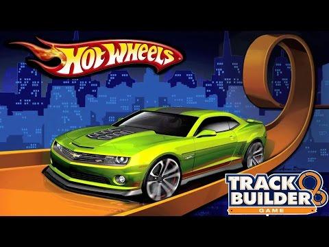 ХОТ ВИЛС МАШИНКИ Создатель Треков #9 ГОНКИ ИГРА видео про машинки для детей HOT WHEELS Track Builder