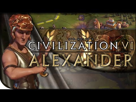 There Can Be Only One | Civilization VI — Alexander 39 | Pangaea King