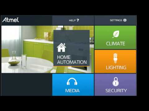 Basic Home Automation System Tesla Institute Atmel Home - Interior design home automation