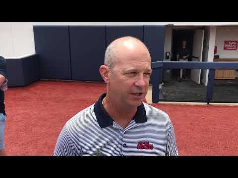 Mike Bianco talks Ole Miss' regional draw