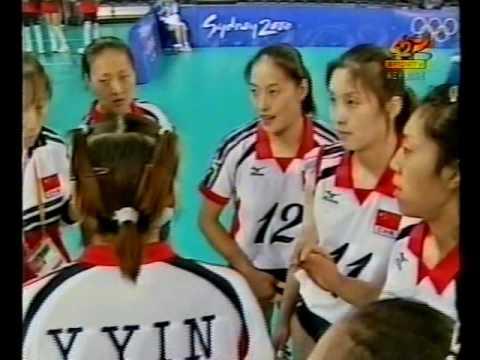 JOS China Vs Rússia Quartas De Finais 2000.