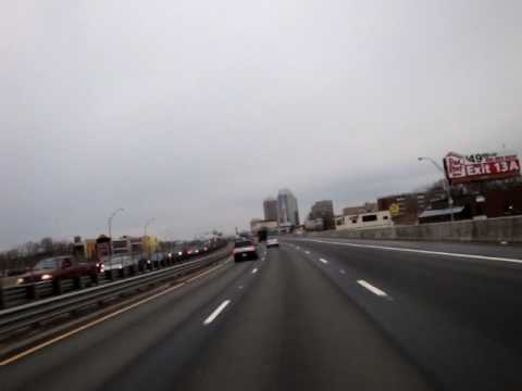 Driving Through: Springfield, Massachusetts