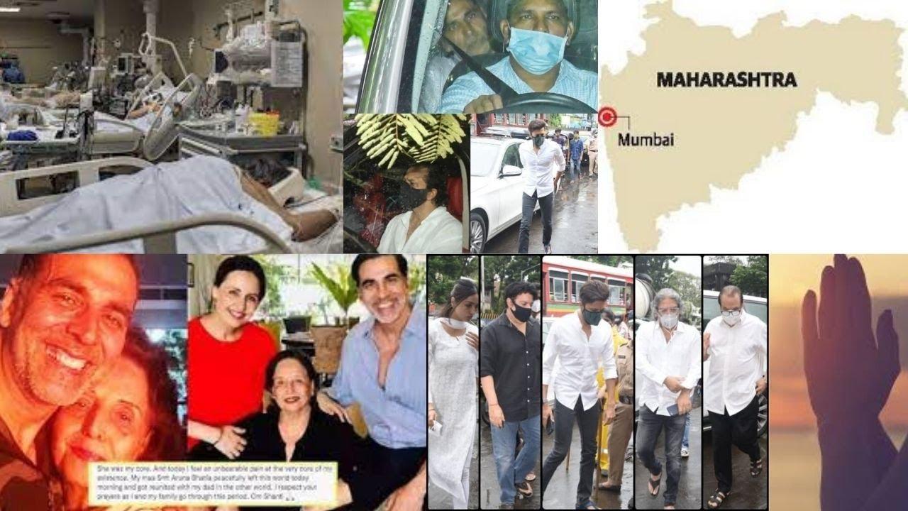 Akshay Kumar's mother Aruna Bhatia passes away, actor says 'She was my core'
