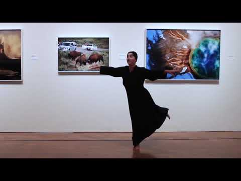 """""""How It Was Named"""" as performed by Gina Murdock @ the Philadelphia Museum of Art"""