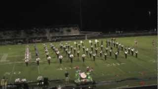 Magical Mystery Tour/ Lady Madonna CHHS Marching Band 2012