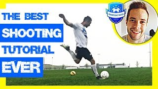 How To Shoot a Soccer Ball with Power and Accuracy (Ultimate Guide to Strike a Football like a pro)