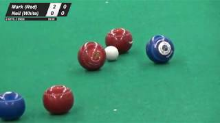 OSC Dolphin - Singles Final (Mark Royal v Neil Smith)
