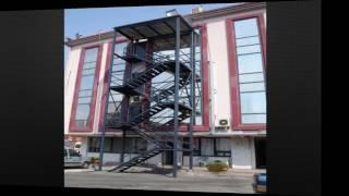 Yangın Merdiveni ve Kapıları