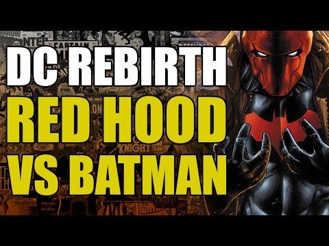Red Hood vs Batman/Return of Bizarro Superman (Red Hood & The Outlaws Vol 2: Dark Trinity)