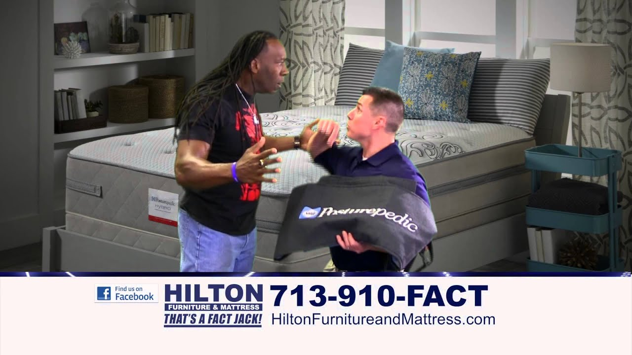 Hilton Furniture U0026 Mattress   Booker T Television Spot   YouTube Part 43