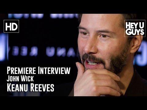 Keanu Reeves Interview - John Wick Premiere
