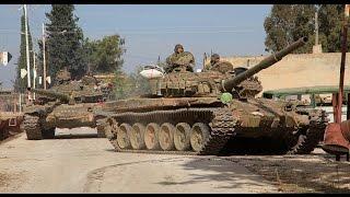 جيش سوريا الجديد يهاجم داعش في دير الزور