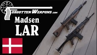 Madsen LAR: An AK for NATO!