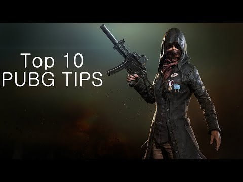 TOP 10 PUBG TIPS!!!! [EPIC GAMERS ONLY]