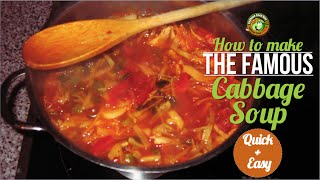 Cabbage Soup Recipe: Jumpstart your weight management with my famous soup