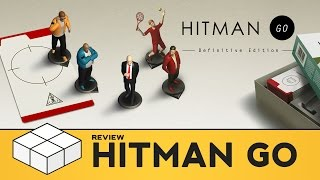 Hitman GO: Definitive Edition - Review
