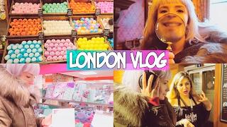 VLOG Лондон/Lush на Оксфорд Стрит/Дом Шерлока/Чайна Таун/Канцелярия!
