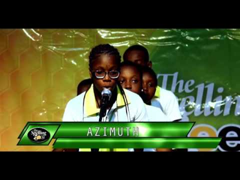 The Spelling Bee Finals 2016 - Nigeria