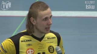 Tiikerit - Team Lakkapää ke 22.3.2017 - Antti Leppälä