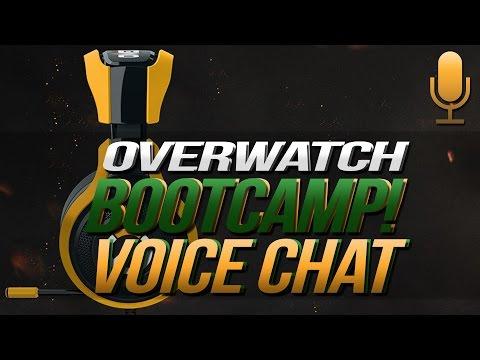 VOICE CHAT   OVERWATCH BOOTCAMP!   Schnelle und kurze Guides - Tipps - Tricks   Deutsch