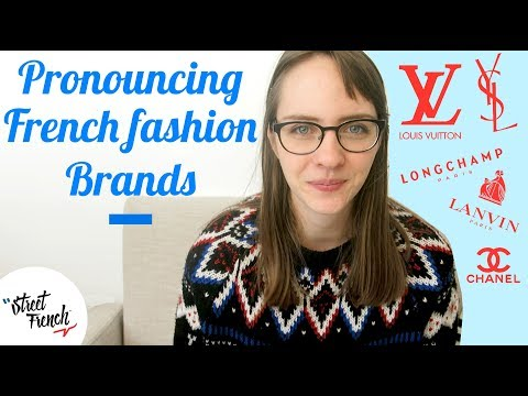 French clothing brands list