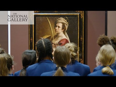 Artemisia Visits A Girls' School | National Gallery