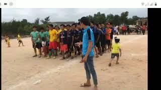 Bóng đá phong trào Liêm Tiến: Giải vua phá lưới Ba Đô và Messi Dực.
