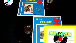Dj's Project - Vision Of Love (ITALO DISCO 1987) (Best Audio)