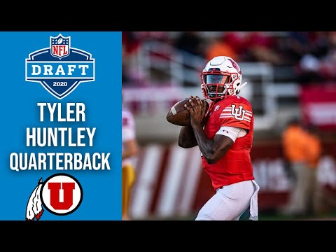 tyler-huntley-|-baltimore-ravens-|-qb-|-utah-|-2020-nfl-draft-profile
