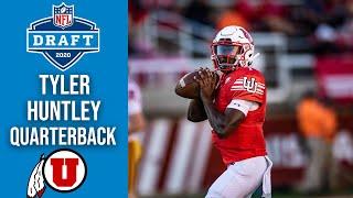 Tyler Huntley | Baltimore Ravens | QB | Utah | 2020 NFL Draft Profile