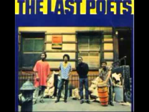 Before the White Man Came - Last Poets