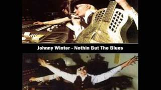 Johnny Winter Walkin Thru The Park