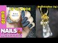Nails fashion art: Born Pretty Store w/ coupon: Holographic Glitter Dust Powder