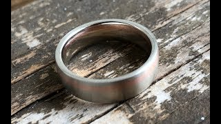 Nick's Wedding Ring: How was it designed and why?