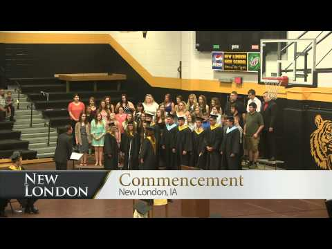 New London Commencement 2015