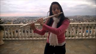 A Thousand Years - Cristina Perri ( Flauta Transversal)