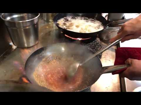Kitchen Clips: Inside The Kitchen Of Wong Wok Chinese Restaurant In Springfield