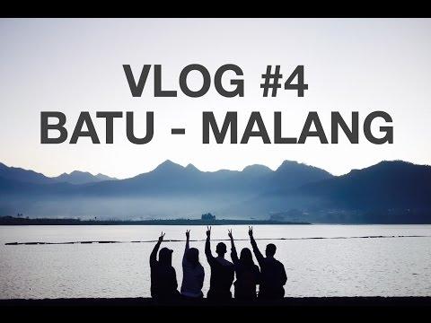 VLOG #04 - JALAN JALAN KE BATU & MALANG | FOODIRECTORY