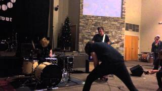 Icarus (Iceland) - Tirade live at Inside Out Venue in Troutville, VA. 12/9/14