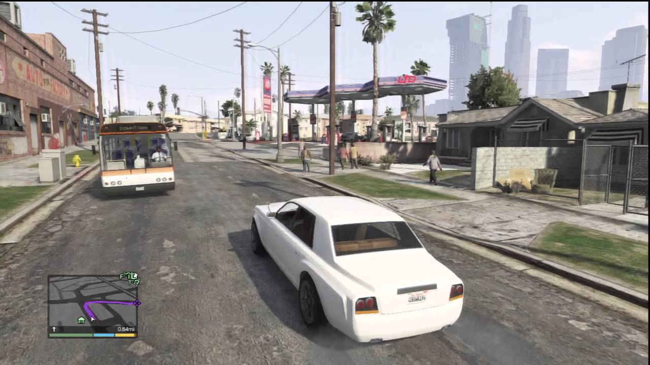 GTA V | Enus Super Diamond - YouTube