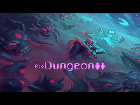 bit Dungeon II (by Tom Heinecke) - iOS / Android / Steam - HD Gameplay Trailer