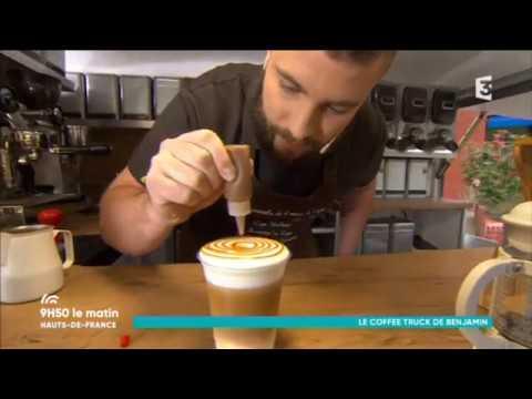 Le Coffee Truck De Benjamin