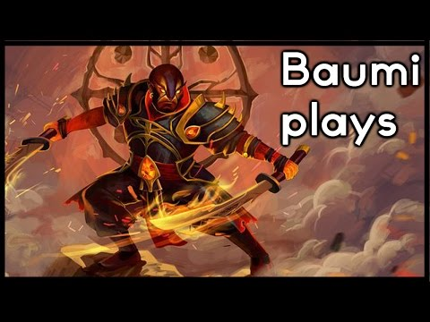Dota 2 | EASY GAME? SURE.... | Baumi plays Ember Spirit